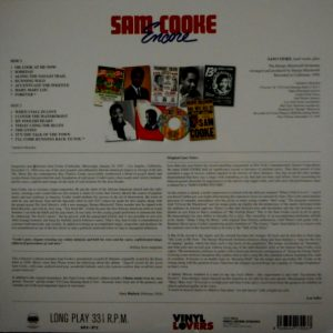 COOKE, SAM encore LP