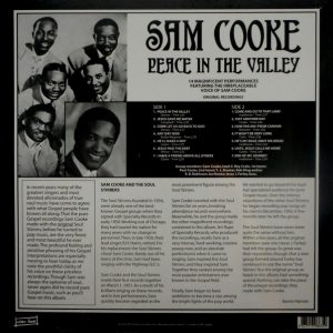 COOKE, SAM peace in the valley LP