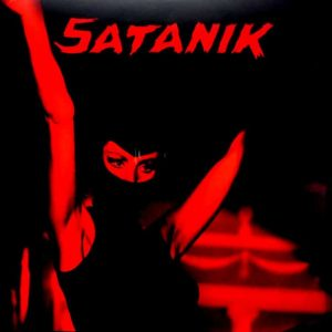 PREGADIO, ROBERTO & ROMANO MUSSOLINI satanik LP