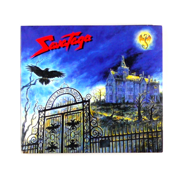 SAVATAGE poets and madmen CD