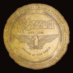SAXON decade of the eagle - deluxe LP
