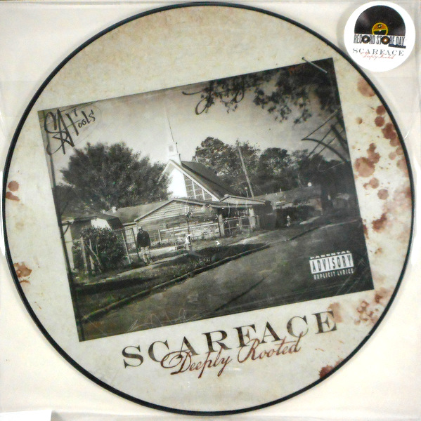 SCARFACE deeply rooted LP