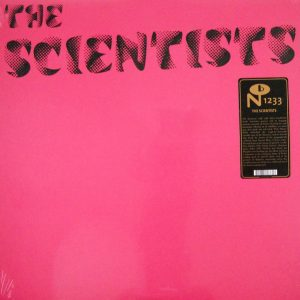 SCIENTISTS, THE the scientists LP