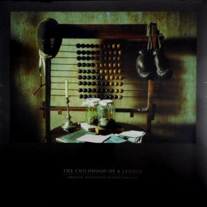 WALKER, SCOTT the childhood of a leader LP