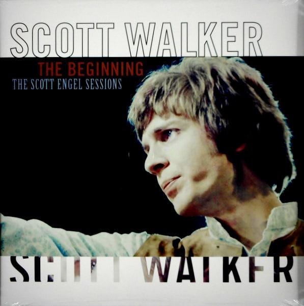 WALKER, SCOTT the beginning LP