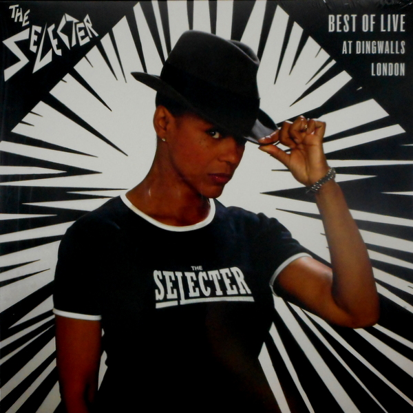 SELECTER, THE best of live at dingwalls London LP