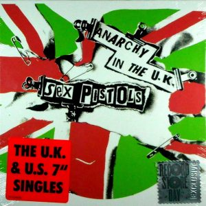 SEX PISTOLS singles box set 7""