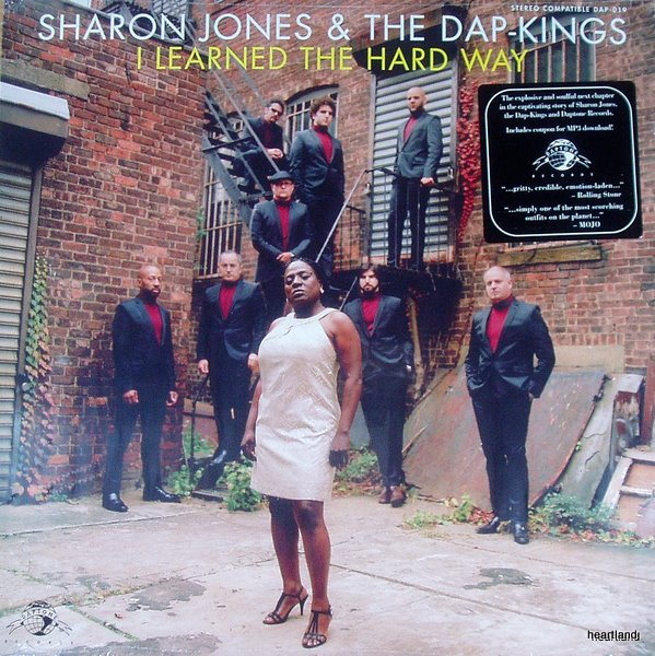 sharon jones hard way lp