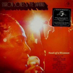 JONES, SHARON & THE DAP-KINGS soul of a woman LP