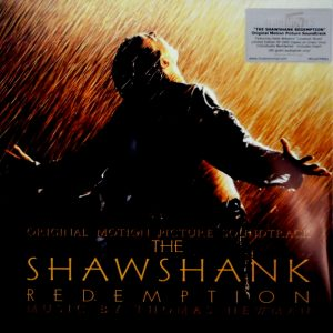 NEWMAN, THOMAS the shawshank redemption LP