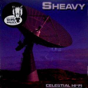 SHEAVY celestial hi-fi LP