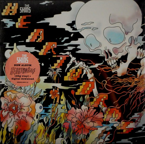 SHINS, THE heartworms LP