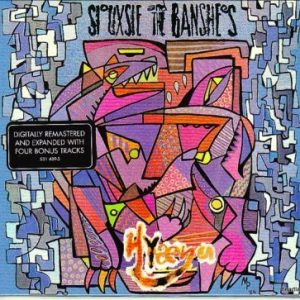 siouxsie and the banshees hyena digipak cd