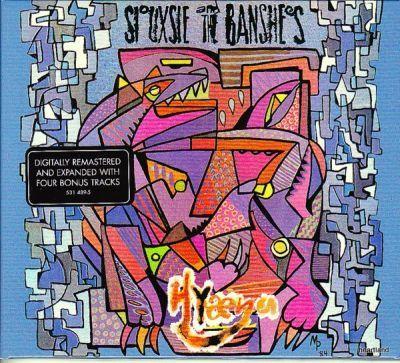 siouxsie and the banshees hyena digipak cd