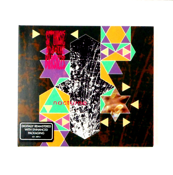 SIOUXSIE AND THE BANSHEES nocturne CD