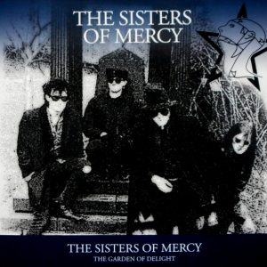 SISTERS OF MERCY, THE the garden of delight - orange vinyl LP