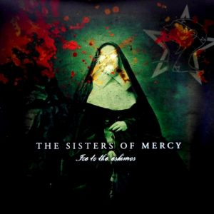 SISTERS OF MERCY, THE ice to the eskimos - orange vinyl LP