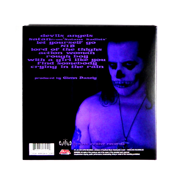 DANZIG skeletons CD back