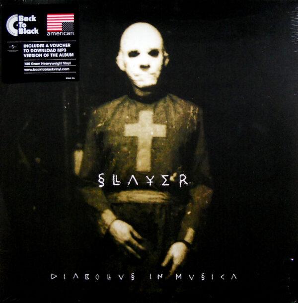 slayer diabolos in musica lp