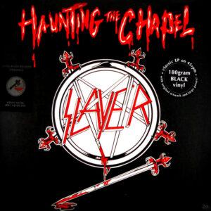 SLAYER haunting the chapel LP