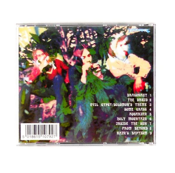 SLEEP holy mountain CD