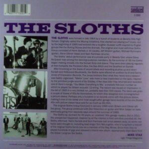 "SLOTHS, THE makin' love 7"""