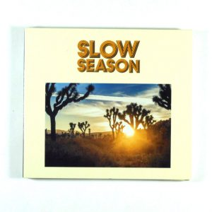 SLOW SEASON slow season CD