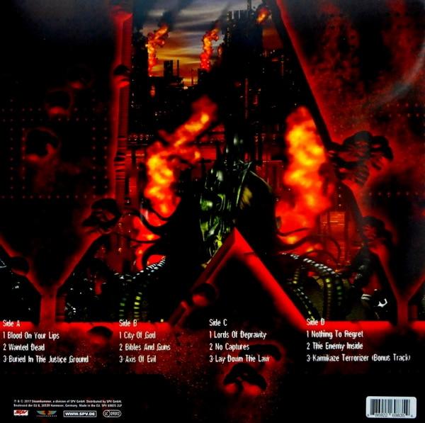 SODOM sodom - col vinyl LP