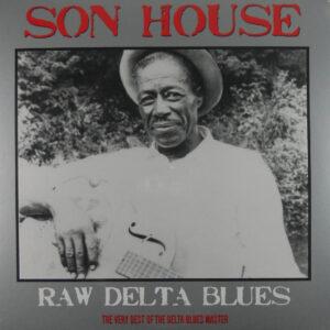 son house raw delta blues lp
