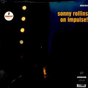 ROLLINS, SONNY on impulse! LP