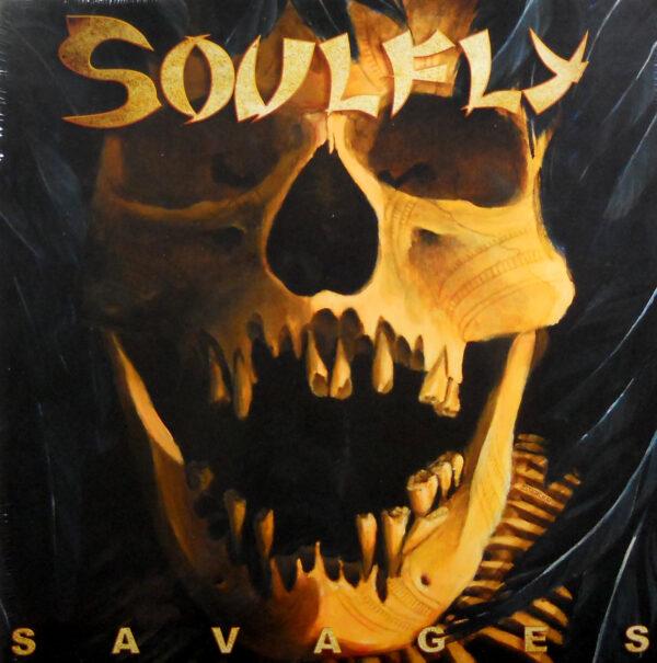 soulfly savages lp