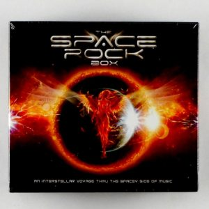VARIOUS ARTISTS the space rock box set CD