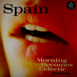 SPAIN the morning becomes eclectic session LP