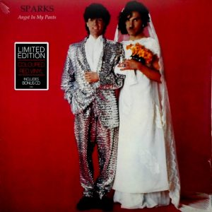 SPARKS angst in my pants - ltd edition LP LP
