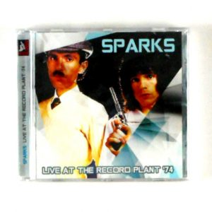 SPARKS live at the record plant '74 CD