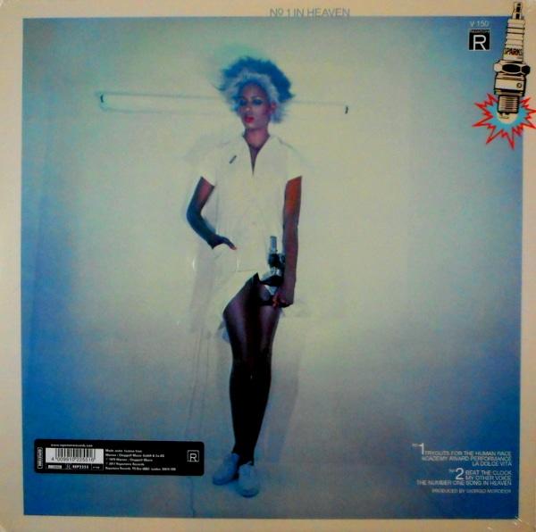 SPARKS No1 in heaven - ltd edition LP LP