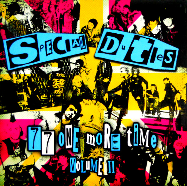 SPECIAL DUTIES 77 one more time - vol 2 LP
