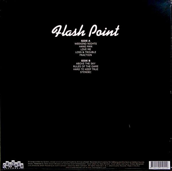 spiders flashpoint lp