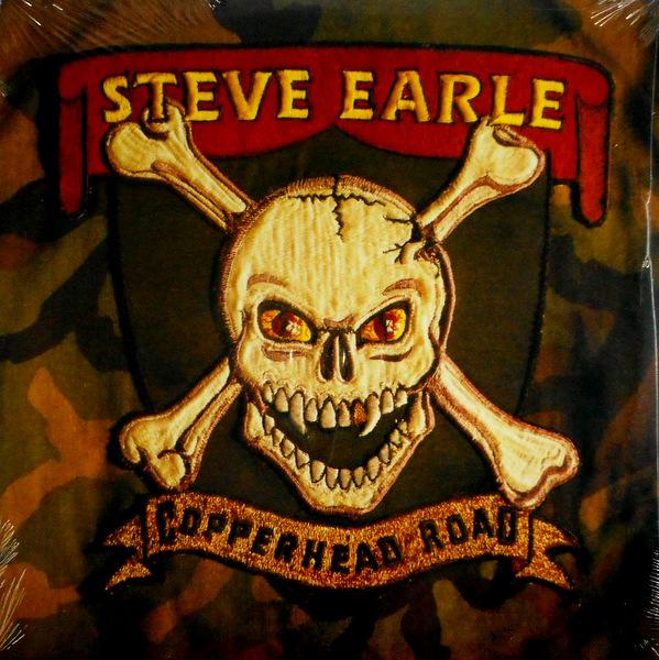 EARLE, STEVE copperhead road LP