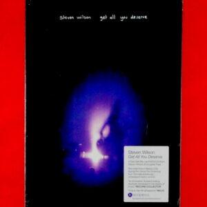 PORCUPINE TREE (STEVEN WILSON) get all you deserve DVD