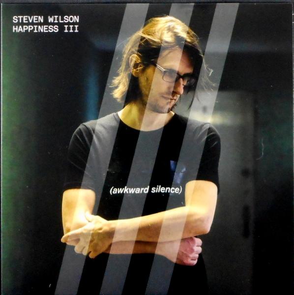 "PORCUPINE TREE (STEVEN WILSON) happiness 3 7"""