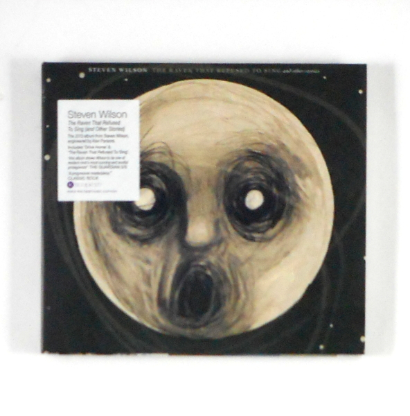 PORCUPINE TREE (STEVEN WILSON) the raven that refused to sing CD