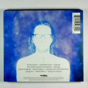 PORCUPINE TREE (STEVEN WILSON) to the bone CD