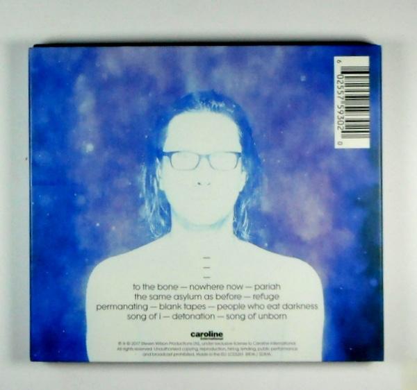 PORCUPINE TREE (STEVEN WILSON) to the bone CD