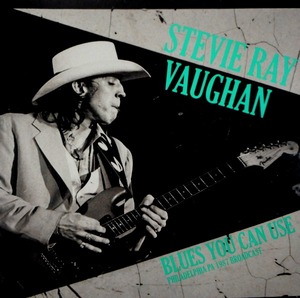 VAUGHAN, STEVIE RAY blues you can use LP