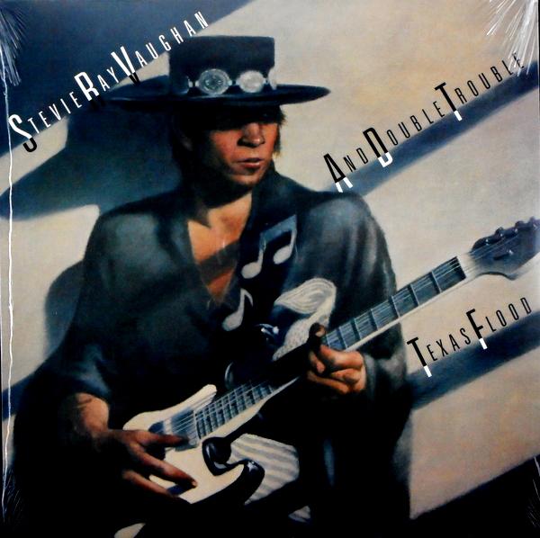 VAUGHAN, STEVIE RAY texas flood LP