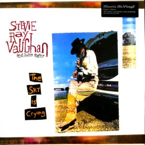 VAUGHAN, STEVIE RAY the sky is crying LP