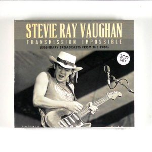 VAUGHAN, STEVIE RAY transmission impossible CD