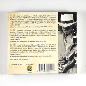 VAUGHAN, STEVIE RAY transmission impossible CD back