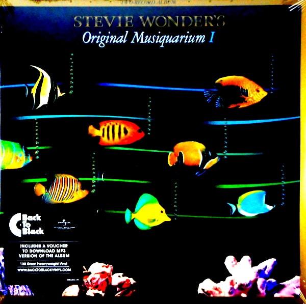 WONDER, STEVIE original musiquarium 1 LP